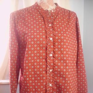 Very Nice Preowned, Tommy Hilfiger, X-Large blouse
